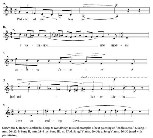 Gale Academic OneFile - Document - Robert Lombardo's Songs