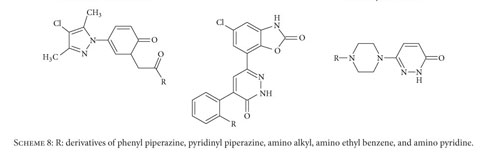 Academic eFile Document The study of pyridazine pounds on