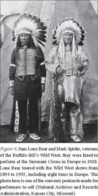 Native American Oglala Indian George Sword Captain Of Buffalo Bill Indian Police