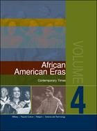 African American Eras, ed. , v.