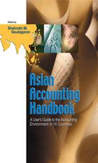 Asian Accounting Handbook, ed. , v.