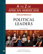 African-American Political Leaders, Rev. ed., ed. , v.