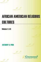 African American Religious Cultures, ed. , v.