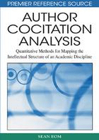 Author Cocitation Analysis, ed. , v.