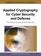 Applied Cryptography for Cyber Security and Defense, ed. , v.