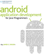 Android™ Application Development for Java® Programmers, ed. , v.