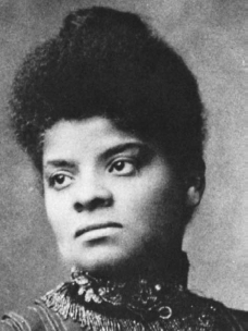 Ida B. Wells-Barnett achieved nationwide attention as the leader of the antilynching crusade. ARCHIVE PHOTOSR. GATES. REPRODUCED BY PERMISSION.
