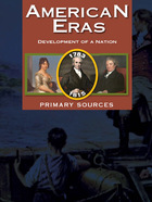 American Eras: Primary Sources, v. 5 Cover