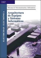 Arquitectura de equipos y sistemas informáticos, ed. 4