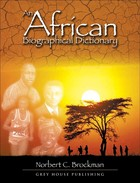 An African Biographical Dictionary, ed. 2, v.