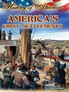 America's First Settlements, ed. , v.