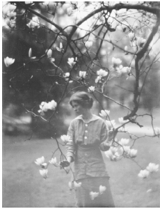 Edna St. Vincent Millay. Photograph by Arnold Genthe, 1914. THE LIBRARY OF CONGRESS