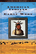 American Indians in the Early West, ed. , v.