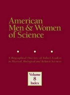 American Men & Women of Science, ed. 30, v.