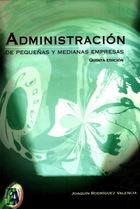 Administración de Pequeñas y Medianas Empresas, ed. 5