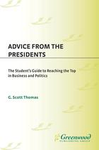 Advice from the Presidents, ed. , v.