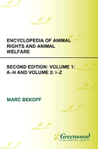 Encyclopedia of Animal Rights and Animal Welfare, ed. 2, v.