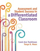 Assessment and Student Success in a Differentiated Classroom, ed. , v.