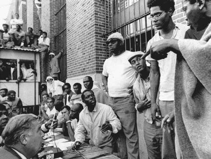 During the riot at Attica, convicts presented a list of 31 demands to prison officials in an attempt to resolve the protest. Many of the demands concerned conditions in the prison and basic health care issues.