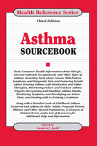 Asthma Sourcebook, ed. 3, v.