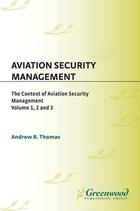 Aviation Security Management, ed. , v.