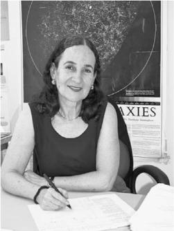Astrophysicist Neta Bahcall