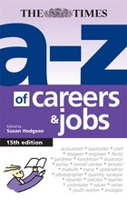 A-Z of Careers & Jobs, ed. 15, v.  Cover
