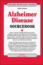 Alzheimer Disease Sourcebook, ed. 5, v.