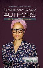 Contemporary Authors, ed. , v.