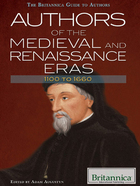 Authors of the Medieval and Renaissance Eras, ed. , v.