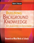 Building Background Knowledge for Academic Achievement, ed. , v.