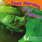 Good Morning, Little Python!, ed. , v.