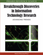 Breakthrough Discoveries in Information Technology Research, ed. , v.