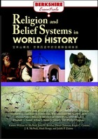 Religion and Belief Systems in World History, ed. , v.