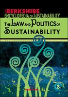 Berkshire Encyclopedia of Sustainability, ed. , v. 3