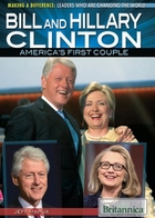 Bill and Hillary Clinton, ed. , v.
