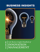 Gale Business Insights Handbook of Innovation Management, ed. , v.