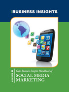Gale Business Insights Handbook of Social Media Marketing Cover