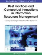 Best Practices and Conceptual Innovations in Information Resources Management, ed. , v.