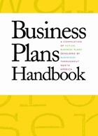 Business Plans Handbook, ed. , v. 11 Cover