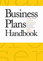 Business Plans Handbook, ed. , v. 12 Cover
