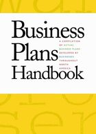 Business Plans Handbook, v. 15 Cover