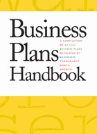 Business Plans Handbook, v. 27 Cover