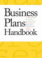 Business Plans Handbook, ed. , v. 27 Cover