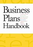 Business Plans Handbook, ed. , v. 31 Cover