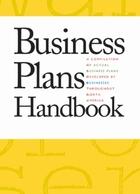 Business Plans Handbook, ed. , v. 21 Cover