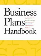 Business Plans Handbook, ed. , v. 23 Cover