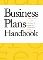 Business Plans Handbook, v. 25 Cover