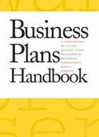 Business Plans Handbook, ed. , v. 25 Cover