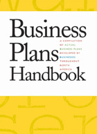 Business Plans Handbook, ed. , v. 28 Cover